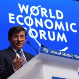 Prime Minister Davutoğlu's G20 Speech in Davos