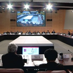 Inaugural Regional Dialogue held between Caribbean Countries and the G20