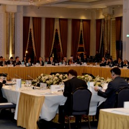 Ministers' and Governors' Working Dinner on Global Economy