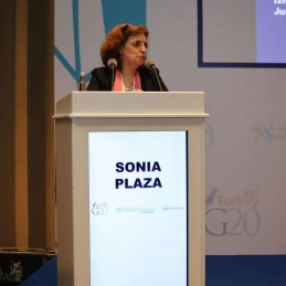 G20, Global Forum on Migration and Development (GFMD) and the Global Migration Group (GMG) Joint Meeting took place in Izmir