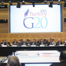 Second G20 Ministers and Central Bank Governors Meeting