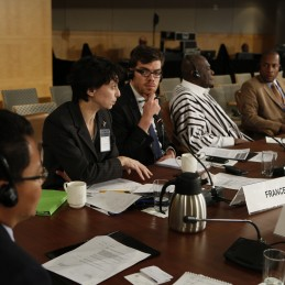 5th Annual Dialogue Between G20 and Members of the Commonwealth and Francophonie Held in Washington DC