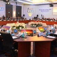 Deputy Prime Minister Ali Babacan's Speech at the G20 Finance and Central Bank Deputies Meeting