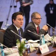 Deputy Prime Minister Ali Babacan's Speech at the G20 Sherpa Meeting