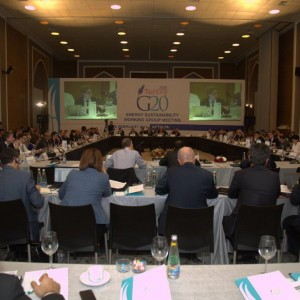 First G20 Energy Sustainability Working Group held in Antalya