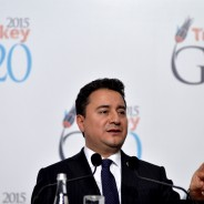 Press Briefing by Deputy Prime Minister Babacan following G20 Ministers and Central Bank Governors Meeting
