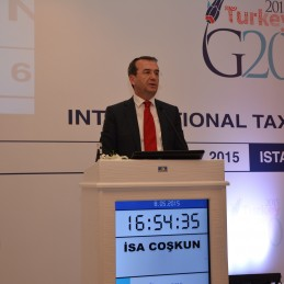 G20 International Tax Symposium