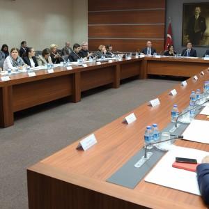 Başbakan Yardımcısı Babacan, G20 açılım gruplarının yöneticileriyle koordinasyon toplantısı gerçekleştirdi.