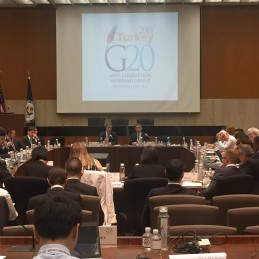 Second G20 Anti-Corruption Working Group Meeting held in Washington D.C.