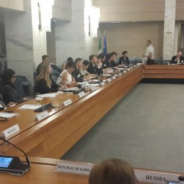 G20 Silver Economy Workshop Held in Rome