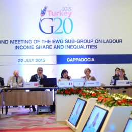 Third Meeting of the G20 Employment Working Group held in Cappadocia