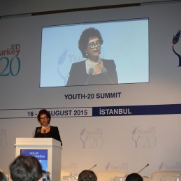 Youth-20 Summit Communique calls on G20 Leaders to set  a concrete target to reduce youth unemployment