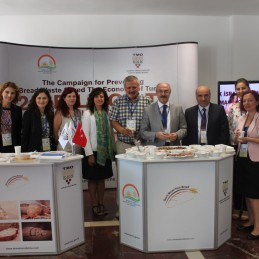 The fourth Meeting of G20 Agricultural Chief Scientists (MACS) held in Izmir