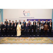 G20 Ministers of Tourism discuss how tourism can create more and better jobs