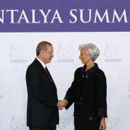 Lagarde Urges Full Implementation of G20 Agenda