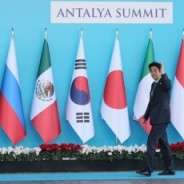Prime Minister Abe attended the G20 Antalya Summit that was held in Antalya, Turkey, on November 15 and 16, 2015. The overview is as follows. Deputy Prime Minister Aso accompanied the Prime Minister.