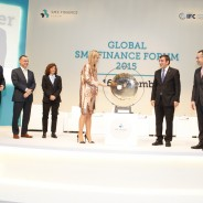 Queen Maxima and Turkish Deputy PM Launch SME Finance Network