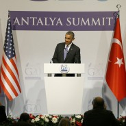 Press Conference by President Obama – Antalya, Turkey